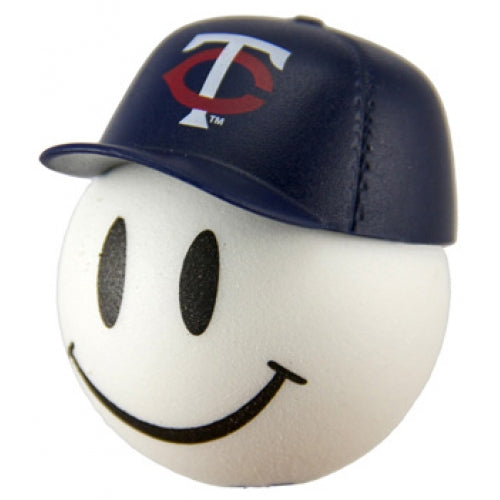 Minnesota Twins Cap Head Car Antenna Topper / Desktop Bobble Buddy (MLB Baseball)