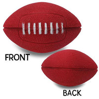 Coolballs Red Football Car Antenna Topper (Red)