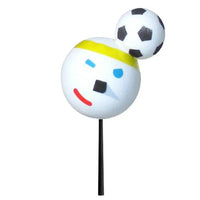 2006 Jack in the Box Soccer Car Antenna Topper / Desktop Bobble Buddy