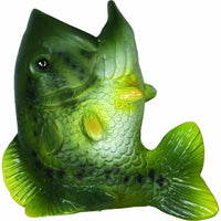 *Last one* VERY Rare Bass Fish Antenna Topper / Desktop Bobble Buddy