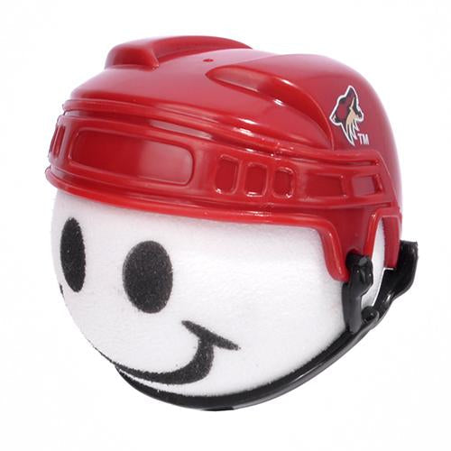 Phoenix Coyotes Helmet Head Car Antenna Topper / Auto Mirror Dangler / Desktop Bobble Buddy (NHL Hockey)