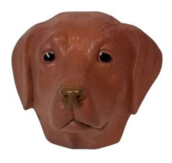 *Last one* Antenna Pets Chocolate Lab Car Antenna Topper / Desktop Bobble Buddy