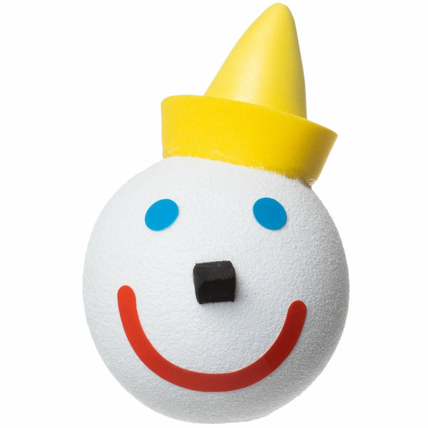 The Original Jack in the Box Car Antenna Ball / Desktop Bobble Buddy