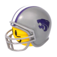 Kansas State Wildcats College Football Car Antenna Topper / Desktop Bobble Buddy
