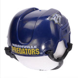 Nashville Predators Helmet Head Car Antenna Topper / Auto Mirror Dangler / Desktop Bobble Buddy (NHL Hockey)