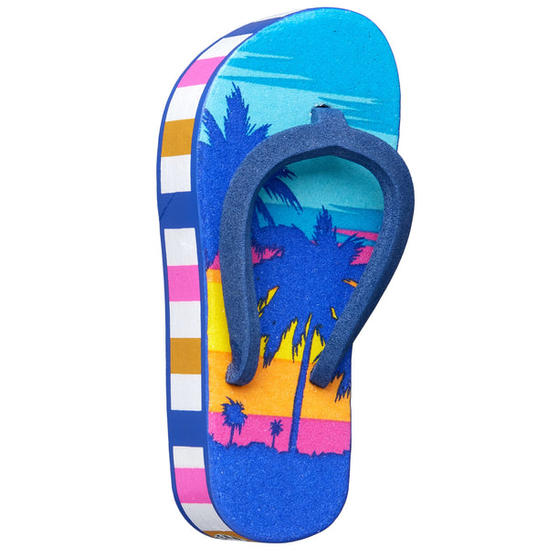 Tenna Tops Flip Flop Sandal Car Antenna Topper / Desktop Bobble Buddy (Beach)
