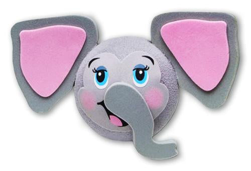 "Tenna Tops ""Peanut"" Elephant Car Antenna Topper / Desktop Bobble Buddy"