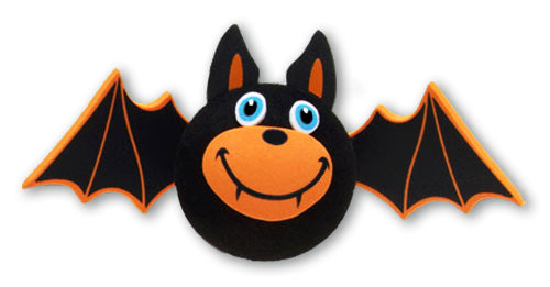 Tenna Tops Spooky Bat Car Antenna Topper / Desktop Bobble Buddy