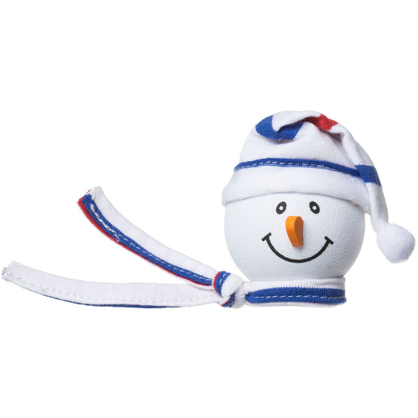 Tenna Tops Winter Snowman Winter Hat Antenna Topper (Americana) / Desktop Bobble Buddy