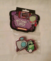 Invader Zim Gir Dog Car Antenna Topper / Desktop Bobble Buddy