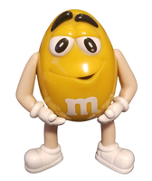 *Last one* M&M Antenna Topper (Yellow)