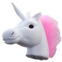 Coolballs Unicorn Car Antenna Topper / Desktop Spring Stand Bobble