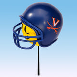 HappyBalls Virginia Cavaliers College Football Car Antenna Topper / Desktop Bobble Buddy