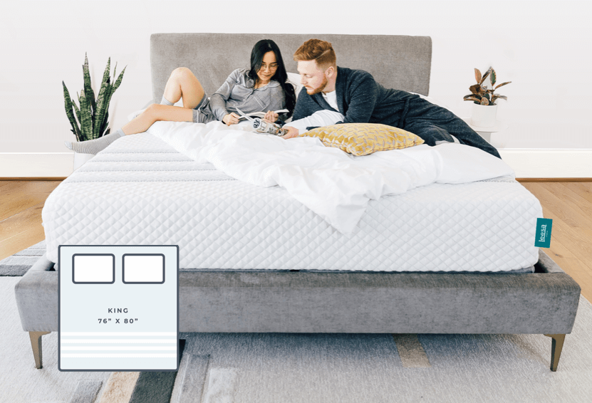 Mattress Sizes Dimensions Room Sizes Leesa S Charts Guides
