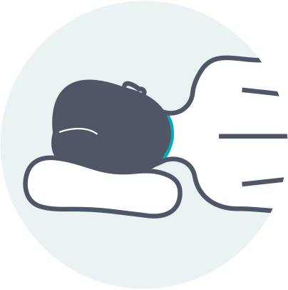 side sleeper icon