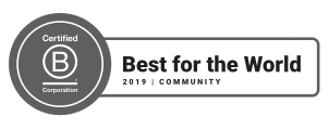 Certified B Corp - Best For the World