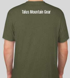 I Live For This- Mountain Tee- 2 Colors