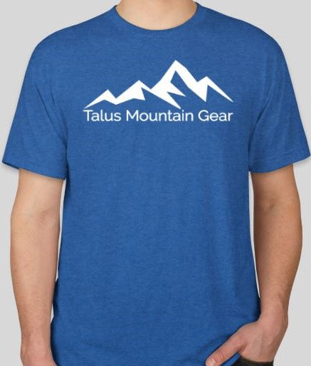 Talus Logo Tee- 2 Colors