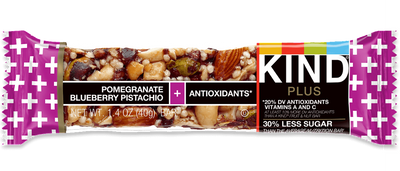 Pomegranate Blueberry Pistachio Bar - 1.4oz
