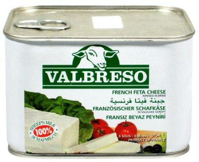 Feta Cheese French Style-1.3lb