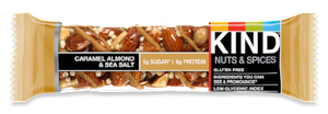 Caramel Almond & Sea Salt Bar - 1.4oz