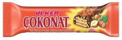 Chocolate Wafer with Hazelnut-Cokonat-1.1oz