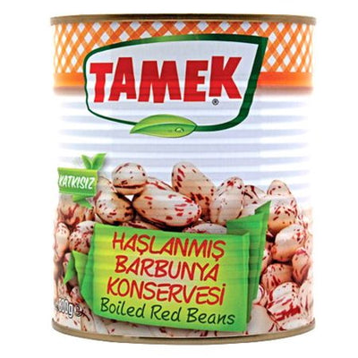 Red Beans (Boiled) - Haslanmis Barbunya - 2lb