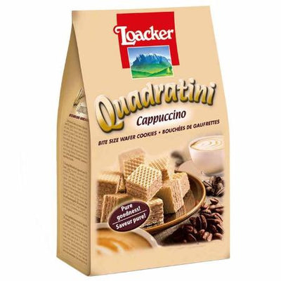 Cappuccino Wafer Cookies - 8.8oz