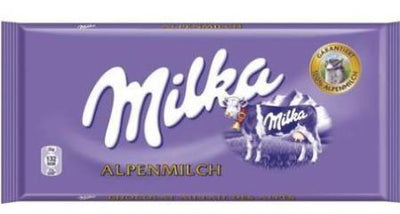 Chocolate Bar Alpine Milk - 3.5 oz