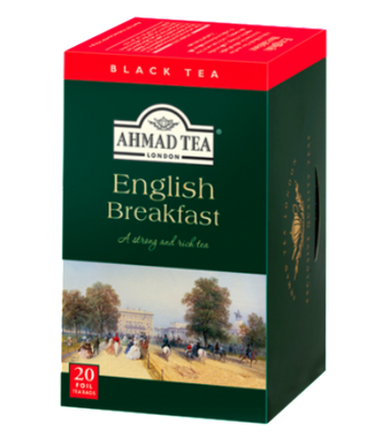 English Breakfast Tea - 20 Teabags