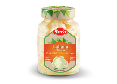 Cabbage Pickles - Lahana Tursusu - 1.5lb