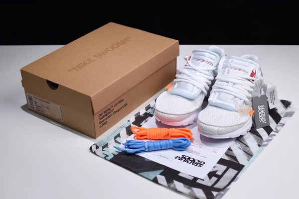 beauty new style stable quality Air Presto Off-White White