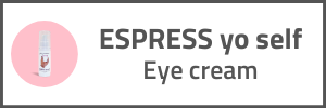 ESPRESS yo self - Eye cream