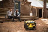 Champion 4000-Watt RV Ready DH Series Open Frame Inverter Generator with Dual Fuel Technology