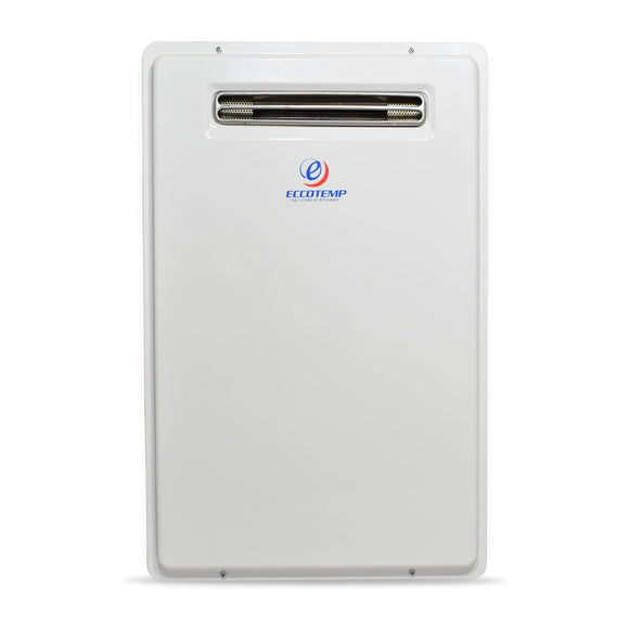 Eccotemp 20H Outdoor 6.0 GPM Natural Gas Tankless Water Heater