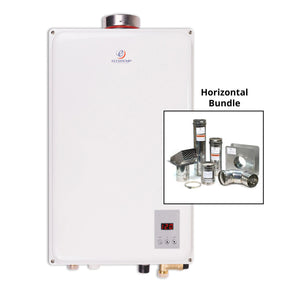 Eccotemp 45HI Indoor 6.8 GPM Liquid Propane Tankless Water Heater Horizontal Bundle