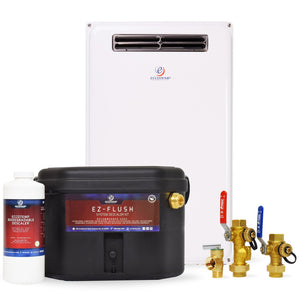 Eccotemp 45H Outdoor 6.8 GPM Natural Gas Tankless Water Heater Service Kit Bundle