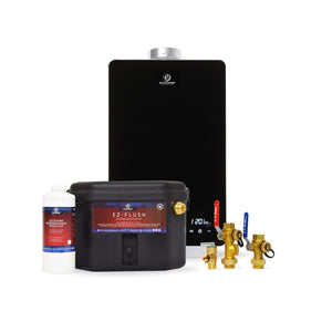 Eccotemp EL22i Indoor 6.8 GPM Liquid Propane Tankless Water Heater Service Kit Bundle
