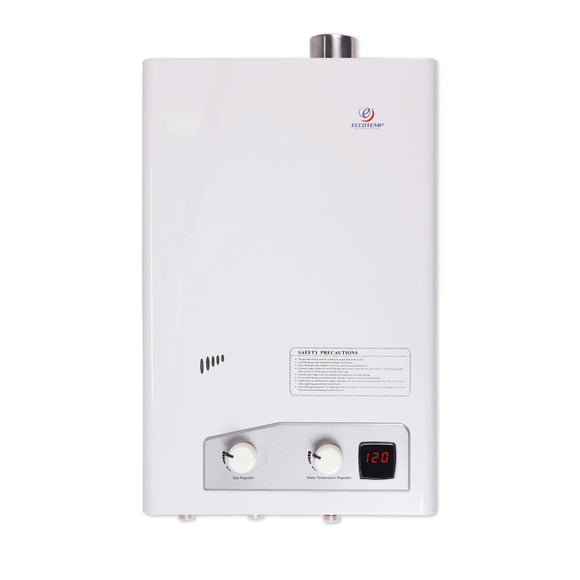 Eccotemp FVI12 Indoor 4.0 GPM Liquid Propane Tankless Water Heater