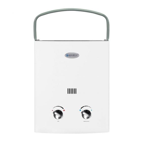 Marey Refurbished REFGA5PORT  1.5 GPM Portable Gas Water Heater 5L LPG