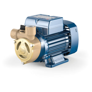 Peripheral 1PH Pedrollo Booster Water Pump PQAm60 V.220/60Hz. 0.50HP
