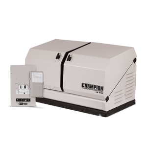 Champion 14.0KW Generator w/ATS 100 NEMA 1 (Indoor) Switch