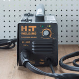 HIT 80 Amp Flux-Cored 120V MIG Welder Kit