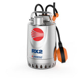 Submersible Drainage Pump RXm3 V.115/60HZ. 5m 0,75HP For Clear Water