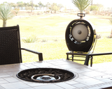 Eco Jet Black Bob Tabletop Evaporative Cooler