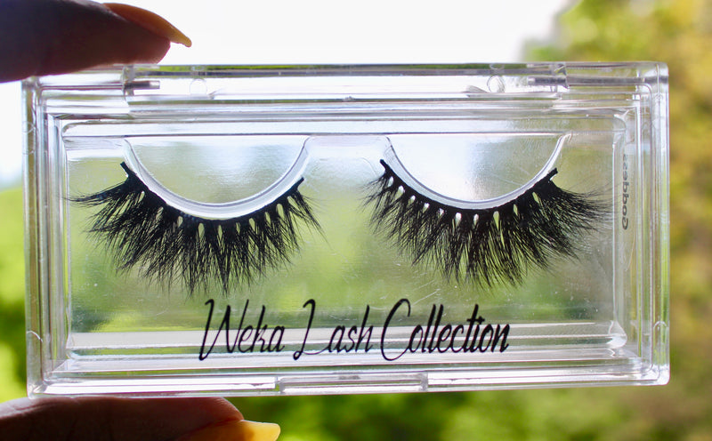 3D Mink Goddess style **Weka's pick** - Weka Collections LLC