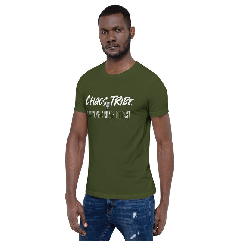 Chaos Tribe dark Short-Sleeve Unisex T-Shirt - Weka Collections LLC