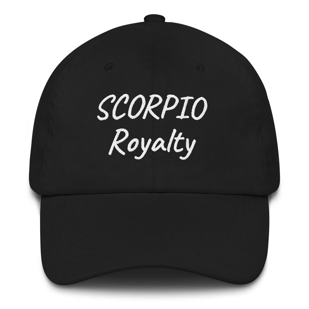 SCORPIO VIBE Dad hat - Weka Collections LLC