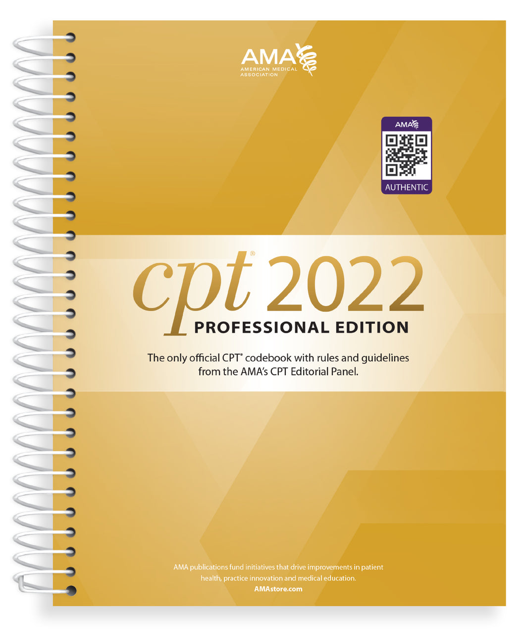 PRE-ORDER CPT® 2022 Professional Edition