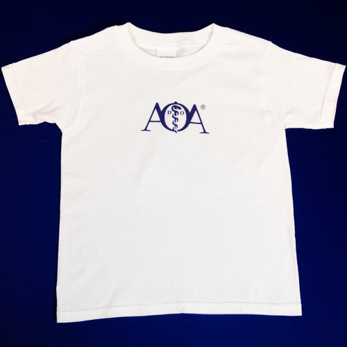 AOA short sleeve children's t-shirt